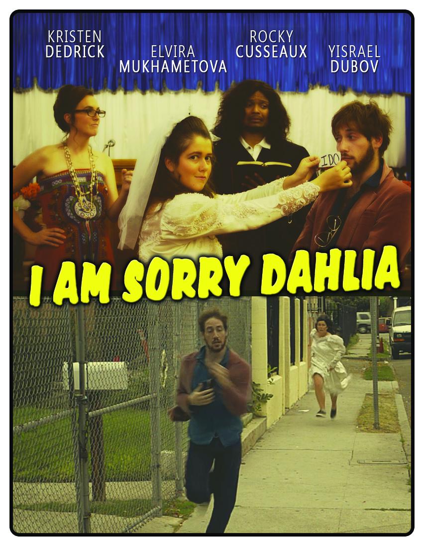 dahlia poster double